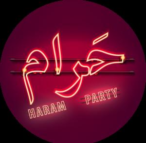 Haram Party Logo